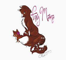 Foxy Mama Womens Fitted T-Shirt