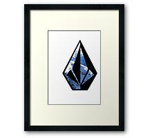 Volcom Stone Framed Print