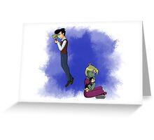 C/b Plushies Greeting Card