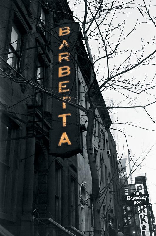 NYC - Barbetta by gematrium