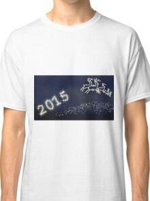 Happy New Year 2015 Classic T-Shirt