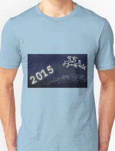 Happy New Year 2015 Unisex T-Shirt