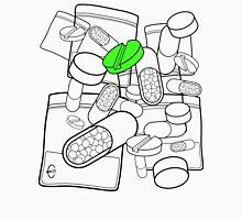 Green Pill Unisex T-Shirt