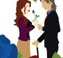 RxB Color Roses Sticker