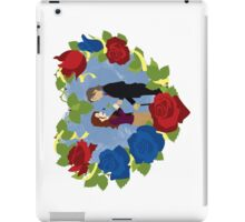 RxB Color Roses iPad Case/Skin