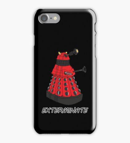 Exterminate! iPhone Case/Skin