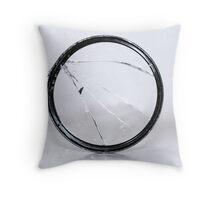Smashed Filter Throw Pillow