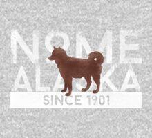 Nome Alaska Since 1901 One Piece - Long Sleeve