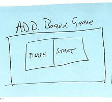ADD Board Game by John Douglas