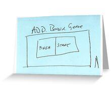 ADD Board Game Greeting Card