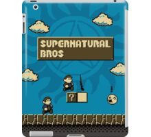 Supernatural Bros. iPad Case/Skin