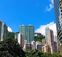 City of Colors IV - Hong Kong. by Tiffany Lenoir