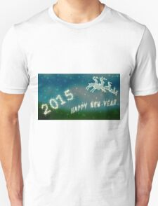 Happy New Year Unisex T-Shirt