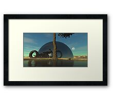 CYCL 1 Framed Print