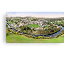 The River | Richmond Canvas Print
