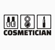 Cosmetician cosmetics by Designzz