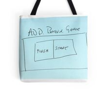 ADD Board Game Tote Bag