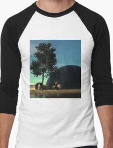 CYCL 2 Men's Baseball ¾ T-Shirt