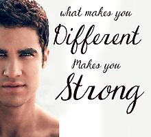 Darren Criss Quote by Photographgirl8