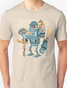 Bot Girls Unisex T-Shirt