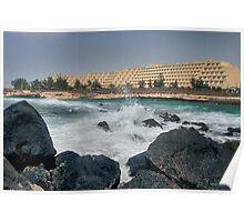 Costa Teguise - Lanzarote Poster