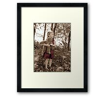 Autumn Comfort Framed Print