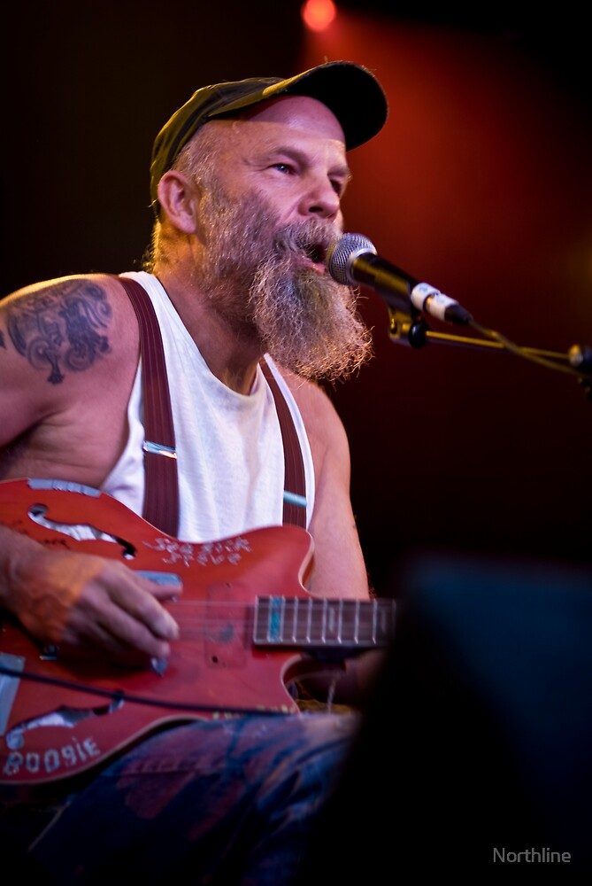 Seasick Steve by Northline