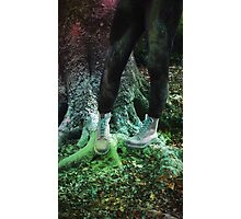 Colourful Boots Photographic Print