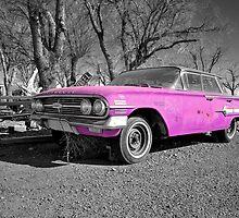 Pink Impala by Rob Hawkins