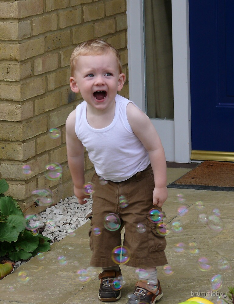 Bubble Joy .... by brummieboy