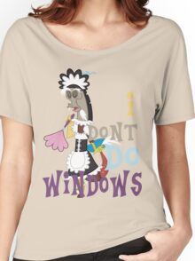 Discord - I Don't Do Windows Women's Relaxed Fit T-Shirt