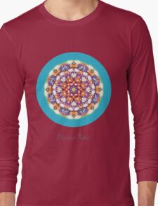 Divine Now - Mandala Only Long Sleeve T-Shirt