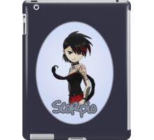Anime Scorpio iPad Case/Skin