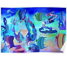Life Aquatic. Poster