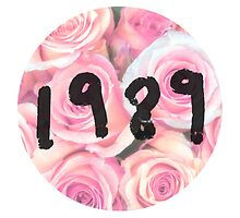 1989 (Floral) by breaxnna