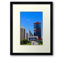 City of Colors V - Hong Kong. Framed Print