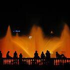 Magic Fountain, Montjuic by TheStaggeringGenius