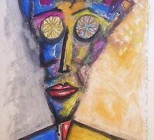 Lemon face by PoetryArt