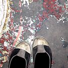 Dancing Shoes by milja
