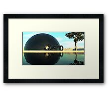 CYCL 9 Framed Print