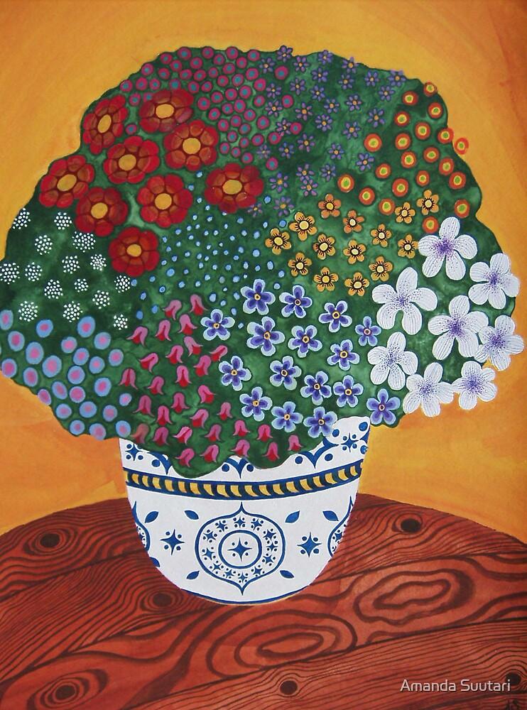 bouquet by Amanda Suutari