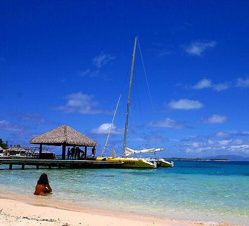 Paradise In Bora Bora by GetCarter