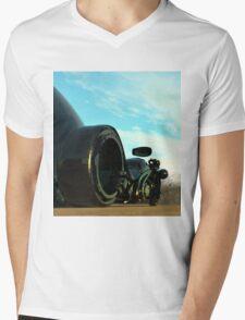 CYCL 11 Mens V-Neck T-Shirt