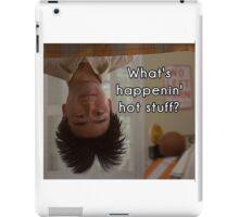 What's happenin', hot stuff? - Long Duk Dong - Sixteen Candles iPad Case/Skin