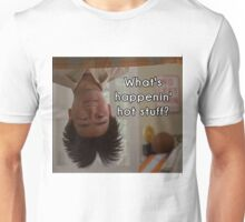 What's happenin', hot stuff? - Long Duk Dong - Sixteen Candles Unisex T-Shirt