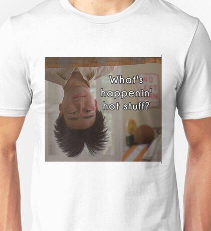 What's happenin', hot stuff? - Long Duk Dong - Sixteen Candles Unisex T-Shirt
