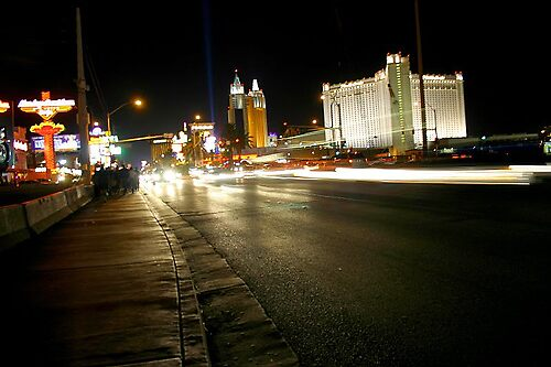 Night Las Vegas 1 by GetCarter