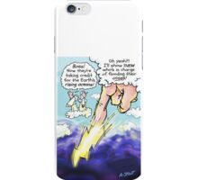 Climate Change! iPhone Case/Skin