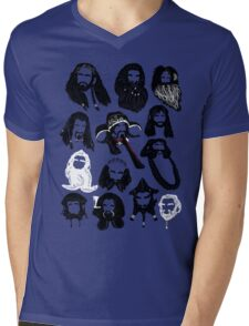 In the Company of Dwarves Mens V-Neck T-Shirt