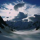 Tasman Glacier by GaryMcKiernan